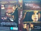 Mord nach Plan ... Sandra Bullock, Ben Chaplin  .. VHS