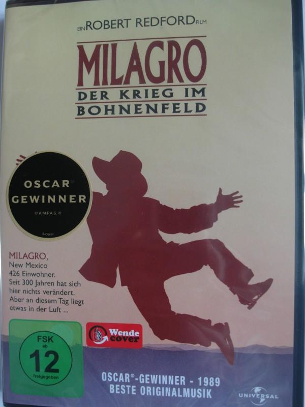 Milagro - Krieg im Bohnenfeld - Robert Redford, Chr. Walken