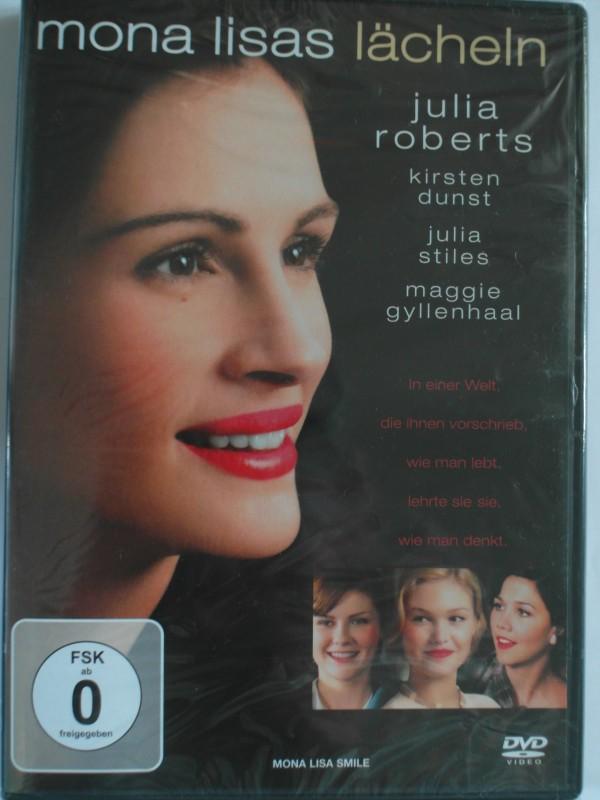 Mona Lisas Lächeln - Frauen Moral Revolution - Julia Roberts