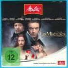 Les Miserables - Melitta DVD Hugh Jackman NEU/OVP
