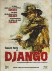 Django (1966) Franco Nero Mediabook BR+DVD Neu