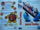 Die Brady Family ... Shelley Long, Gary Cole  ...   VHS