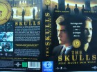 The Skulls ... Joshua Jackson, Paul Walker ...   VHS !!!