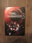 DVD Final Destination Steelbook