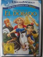 Der Weg nach El Dorado - DreamWorks Anime Familie - Gold