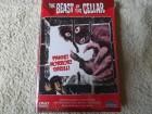 THE BEAST IN THE CELLAR UNCUT DVD HARTBOX COVER : C NEU/OVP