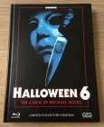 Halloween 6 Mediabook Cover B von NSM