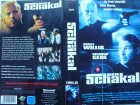 Der Schakal ... Bruce Willis, Richard Gere ...  VHS !!!