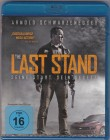 The Last Stand | Arnold Schwarzenegger | Blu-ray Disk NEU