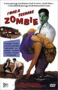 I was a Teenage Zombie CoverD weiß Grosse Buchbox Cover D