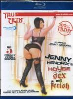 House of Sex and Fetish - OVP - Jenny Hendrix - Blu ray