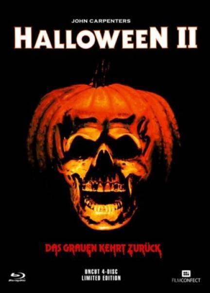 Halloween 2 - Mediabook - Filmconfect