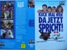 Kuck´mal wer da jetzt spricht ! ... John Travolta ...  VHS !