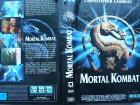 Mortal Kombat ... Christopher Lambert, Linden Ashby ... VHS