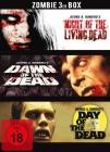 Zombie 3er Box (Titel siehe unten) - Horror - DVD
