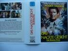 Das nackte Gesicht ... Roger Moore, Anne Archer ... VHS !!!