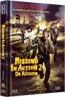 Missing in Action 2 - Mediabook A (Blu Ray+DVD) NEU