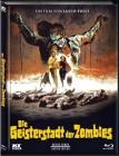 Die Geisterstadt der Zombies - Cover B Mediabook XT NEU/OVP