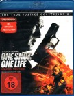 ONE SHOT, ONE KILL Blu-ray - Steven Seagal Action uncut