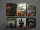 Sony Playstation 3 Hammer Paket 45 verschiedene Spiele
