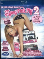 The Flying Pink Pig # 2 - OVP - Alexis Texas - Blu Ray