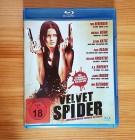 Velvet Spider - Stiletto - Blu Ray - Deutsch