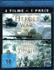 HEROES OF WAR + CITY OF LIFE AND DEATH Blu-ray 2x Asia Krieg