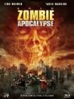 2012 Zombie Apocalypse - Mediabook 3D BD/DVD #0666