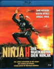 DIE RÜCKKEHR DER NINJA (II) Blu-ray - Sho Kosugi Klassiker