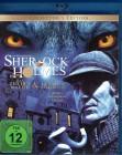 SHERLOCK HOLMES - HUND BASKERVILLE + ZEICHEN DER 4 Blu-ray