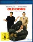 OLD DOGS - Blu-ray John Travolta Robin Williams Disney