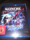 Waxwork Teil 1 und 2 Double Feature/Uncut Blu-Ray NEU!!!
