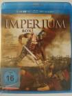 Imperium Box 3 Filme  - Römisches Reich, Senat Verschwörung