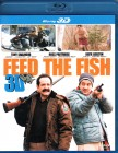 FEED THE FISH Blu-ray 3D mega Spass mit Monk Tony Shalhoub