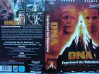DNA - Experiment des Wahnsinns ... Marlon Brando  ...  VHS