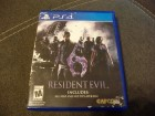 PS4: Resident Evil 6 - US Import