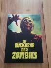 Die Rückkehr der Zombies,Mediabook Blu-ray,limited,Cover A
