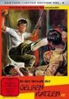 In der Gewalt der gelben Katze - AVV gr. Buchbox