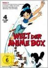 Welt der Anime Box  - DVD
