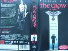 The Crow - Die  Krähe ... Brandon Lee ...  VHS
