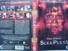 Dario Argento´s Sleepless ...  Max von Sydow  ...  VHS !!!