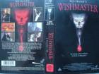 Wes Craven´s Wishmaster ... Andrew Divoff ... VHS !!!