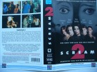 Scream 2 ... Neve Campbell, David Arquette  ...  VHS  !!!