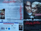 Sleepy Hollow ... Johnny Depp, Christina Ricci ..  VHS  !!!