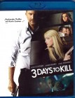 3 DAYS TO KILL Blu-ray - Kevin Costner Action Thriller