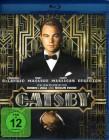 Der große GATSBY Blu-ray - Leonardo DiCaprio mega Kino!