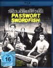 PASSWORT SWORDFISH Blu-ray - John Travolta Hugh Jackman TOP