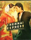 CHENNAI EXPRESS Blu-ray Bollywood Action Shahrukh Khan