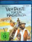VIER FÄUSTE FÜR EIN HALLELUJA Blu-ray - Bud Spencer Ter.Hill