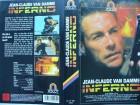 Inferno ... Jean - Claude van Damme, Pat Morita  ...  VHS